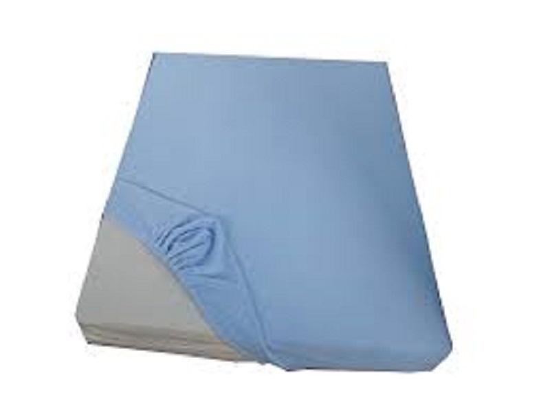 Husa pat bleu