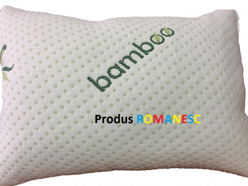 Perna antialergica BAMBUS